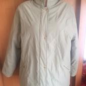 Куртка, весна, размер L. Queensway. состояние отличное