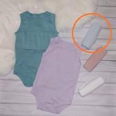 Хлопковый боди-майка фирмы tu baby 18-24m, рост 86-92 см Последний цвет !