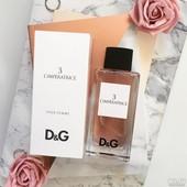 Прекрасная L'imperatrice 3 от D&G, в наличии тестер 60мл