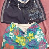 Шорты для плаванья бренда Calvin Klein Swimwear и Paul&Shark, одни на выбор, р. m, l. можно докупить