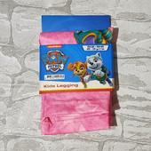 Яркие леггинсы Nickelodeon by Paw Patrol на 2-3года (92-98) Нидерланды (нюанс)