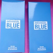 Туалетна вода Individual Blue Avon 100 мл