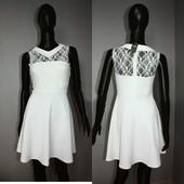 Качество! Белоснежное платье от американского бренда Abercrombie