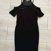 Фірмове велюрове плаття