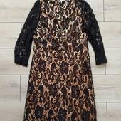 Нарядне кружевне плаття