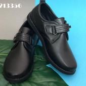 новые туфли р.35(стелька 21.5 см)