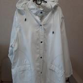 ***1000лот Собирайте Ветровка куртка дождевик на подкладке рукав отстёгивается пог 69