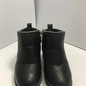 Сапожки ботиночки утепленные