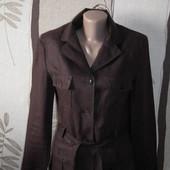 Легкий льяной пиджак orsay,р.38 евро, сток