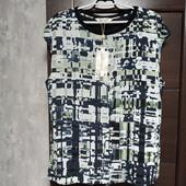 Фирменная новая красивая блуза-туника р.14-16