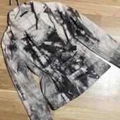 Легкая весенняя куртка косуха Италия