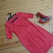 Платье Next Red размер M-L (замеры по ссылке в описании)
