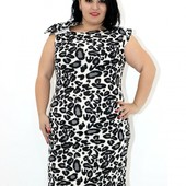 Женское платье, 50