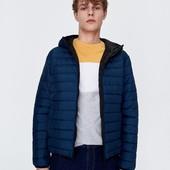 Куртка размер xs ( наш 44/46).цвет на выбор: горчичная ,голубая,синяя(осень,весна)