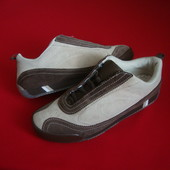 Туфли Clarks натур замша 39 размер