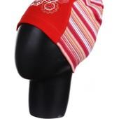 Демисезонная новая шапочка на девочку ог 50-52
