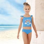 купальник для девочки Lupilu 110-116 новый