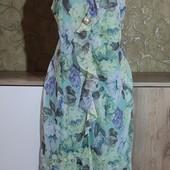 Собираем лоты!!! Нежное платье в пол, размер 16
