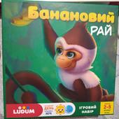 Настольная игра Ludum Банановый рай от 2-х лет