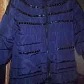 Курточка, пальто демисезонная