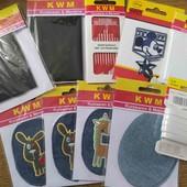 Лот для шитья (10 шт) KWM Германия
