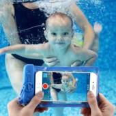 Водонепроницаемый чехол для смартфонов.Удобно в дощ,на озере,в бассейне, для детских снимков на во..