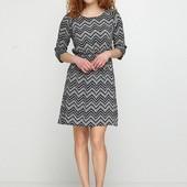 Шикарное лёгкое платье Esmara Германия размер евро 38
