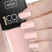 Лак для ногтей Wibo 1 Coat Manicure тон 17