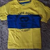 ПП137.футболка lupilu 98/104