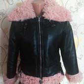 Дублёнка куртка классная, покупкой будете довольны.