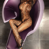 Сексуальный боди-комбинезон Livia Corsetti оригинал, S-L, новый в коробочке