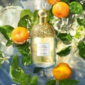 Тестер высоко качества 60 мл Guerlain Aqua allegoria mandarine basilic