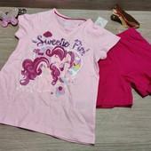Германия!!! Коттоновый набор для девочки! Указано как пижама, но можно и так носить! 86/92!