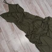 Пляжное платье цвет хаки от Selfiego, M