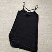 34-36р. Вискозная ночное/ домашнее/нижнее платье H&M