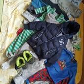 набор одежды для мальчика на все случаи жизни