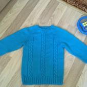Вещаний свитер Свитерок кофточка джемпер ручная вязка свитшот