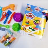 Детский пластилин Play doh, Германия