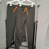 Классные, очень удобные спортивные штаны для мальчика. 146 размер. Одна ростовка!!
