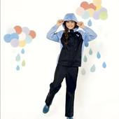 Костюм дождевик, куртка+ штаны, Pepperts, размер указан 158/164