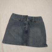 Стильная джинсовая юбка от Warehouse✓В идеале✓Много лотов✓