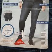 Джинси super skinny fit. Батал. Європейський розмір 56