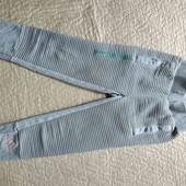 Штаны с начёсом Adidas