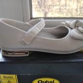 Туфли для девочки р.32 (17,5 см)
