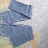 Мужские джинсы 36/38 маломерят
