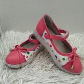 Красивые туфельки для вашей принцессы (19см)