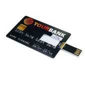 Флешка в виде кредитки