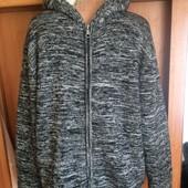 Кофта, куртка, внутри на шерпе, p. L. Blackbox. сост. отл