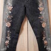 Італія❤❤❤Шикарні джинси з вишивкою