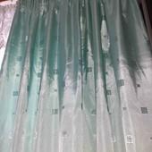 Красивенные шторы,2шт, 165*180(каждая!!!)